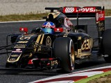 Jolyon Palmer tops final day of Barcelona in-season test for Lotus