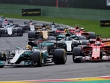 In photos: Story of the Belgian Grand Prix