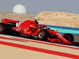 Bahrain Grand Prix: Kimi Raikkonen leads Red Bulls in final practice