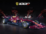 Ferrari goes back to its roots with burgundy red livery to celebrate milestone