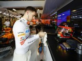 McLaren F1 driver Vandoorne 'relieved' after final qualifying