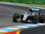 Rosberg ends German Friday practices on top