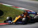 Sainz Jr. thrilled with McLaren performance in Austria