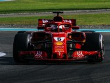 Vettel top on first day of post-Abu Dhabi GP tyre test