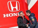 Honda ready for pressure from partnering Red Bull