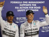 Mercedes rivalry 'back to normal'