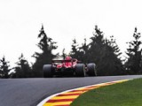 Belgian GP Practice team notes - Ferrari