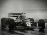 Lotus Celebrate 35 Years since Senna's First Win