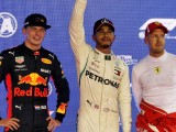Lewis Hamilton delivers shock pole time in Singapore