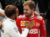 Hamilton: Vettel knows dominance is no fluke