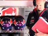 Newey coy on Ferrari link