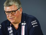 Force India accuses Haas of 'hypocrisy' for F1 protest