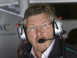 Wolff hints Lowe to replace Brawn at Mercedes
