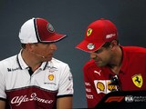 Vettel and Raikkonen both leave Australia