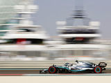 Mercedes once again fastest on the opening day of testing