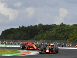 Verstappen: 'Sore' Leclerc raced harder at Silverstone