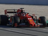 F1 testing: Leclerc tops Thursday morning, betters best testing lap