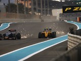 Sainz criticises inconsistent penalties after Palmer Abu Dhabi clash