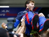 """Insane"" Brazilian Grand Prix podium best day of Pierre Gasly's life"