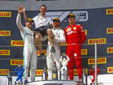 Hamilton cruises to fourth successive win