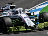 Williams drivers 'positive' as new front-wing delivers