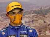 Norris: 2022 car 'not as nice to drive' as MCL35M