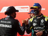'Fortunately Hamilton's already tied up title'