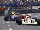 Monaco F1 '92 retro: The day Senna's 'dragster' tamed 'Il Leone'