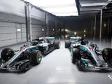Video: Mercedes explains the differences between its W08 and W09