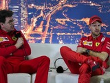 Binotto mentally rehearsed Vettel Ferrari F1 future phone call three times