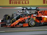 Binotto: Vettel drove 'to the limit' during spin