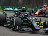 Mercedes didn't believe Bottas' Imola F1 floor issue initially