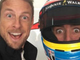 Button: Alonso pairing perfect
