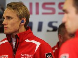 Max Chilton reveals Haas F1 talks