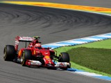 Water pump issue hampers Raikkonen