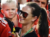 Kimi's kids are getting into karting already