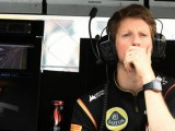 Gastaldi downplays Grosjean rant