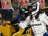 Valtteri Bottas pips Lewis Hamilton to maiden pole in Bahrain