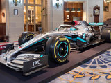 Mercedes-AMG Petronas Formula One Team reveal 2020 livery