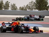 'We're not as quick as Red Bull,' say Mercedes