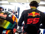 Sainz determined to prove his Red Bull worth
