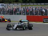 Nico Rosberg drops to third after radio rules breach