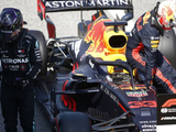 "Max Verstappen: Splitting the Mercedes ""very good for us"""