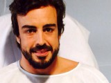 Alonso leaves hospital, will miss final Barcelona test