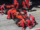 "Vettel explains ""broken"" Ferrari F1 car as he starts ninth"