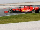 Kubica leads Albon, Vettel spins off