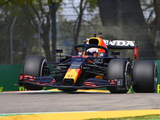 Verstappen bounces back to top Imola final practice