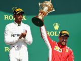Vettel denies Hamilton's 'tactics' accusation
