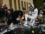 Hamilton survives penalty scare to keep pole