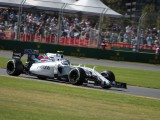 Bottas targets Ferrari after positive first day